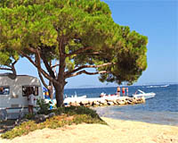 seaside campsites france